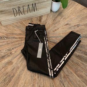 •Tractr• sequin pants